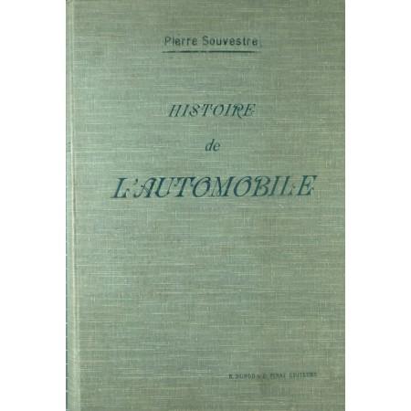 Histoire de l'automobile - Souvestre 1907 Réédition