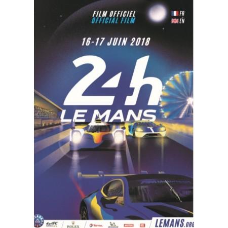 24 Heures du Mans 2018, Film officiel