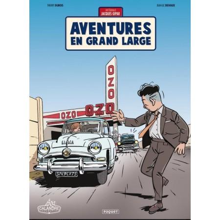 Aventures en Grand Large - Jacques Gipar
