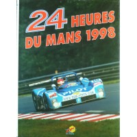 24 Heures du Mans 1996 Yearbook