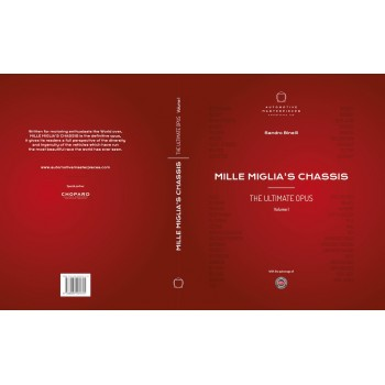 MILLE MIGLIA'S CHASSIS - THE ULTIMATE OPUS VOLUME 1