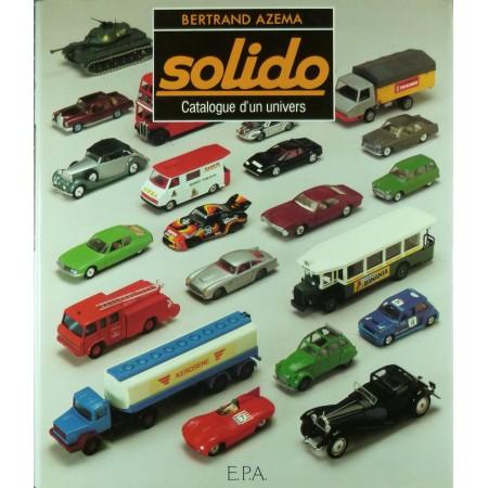 Solido, Catalogue d'un univers