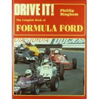 Drive it! The Complete book of Formula Ford