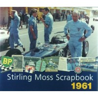 Stirling Moss Scrapbook 1961