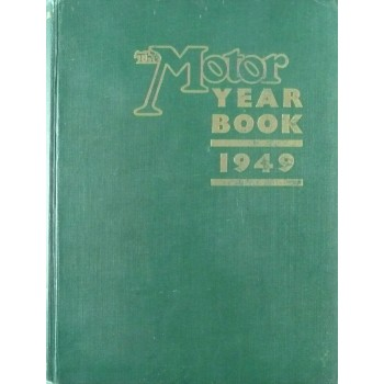 The Motor Year Book 1949