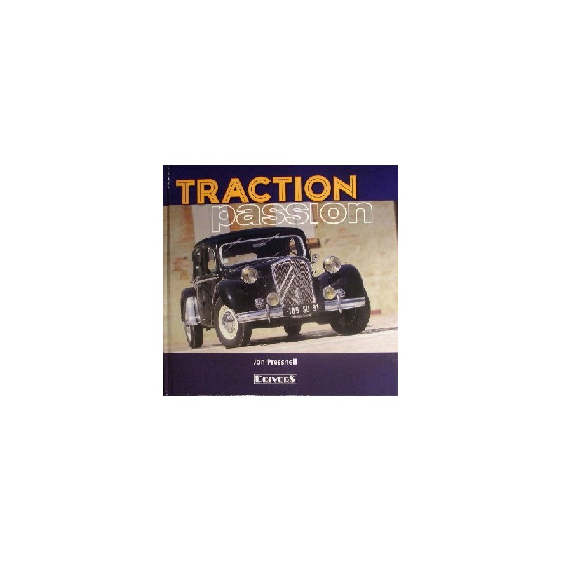 Citroën - Traction Passion