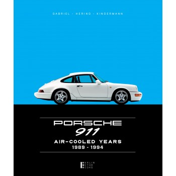 Porsche 911 Air-Cooled Years 1989-1994 - Limited edition