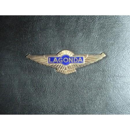 Lagonda - Handbound leather edition