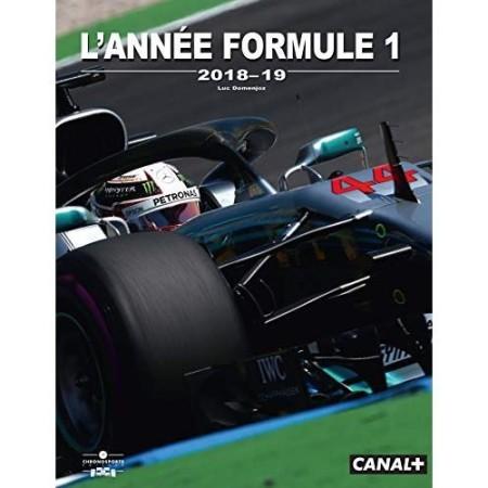 l'Année Formule 1 2018 2019