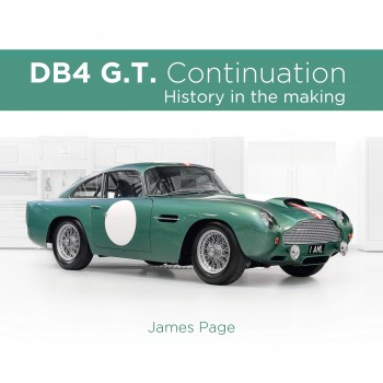 Aston Martin DB4 G.T. Continuation, History in the Making