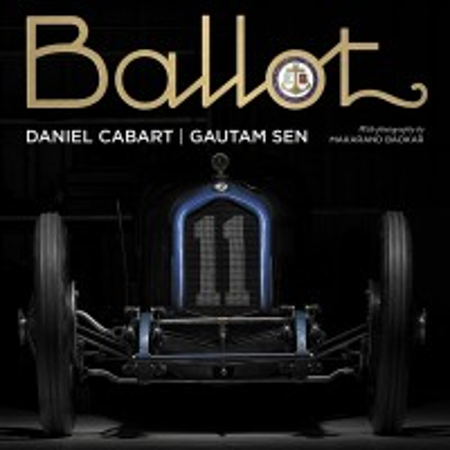Ballot - Regular edition