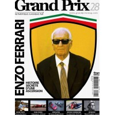 GRAND PRIX MAGAZINE N° 27