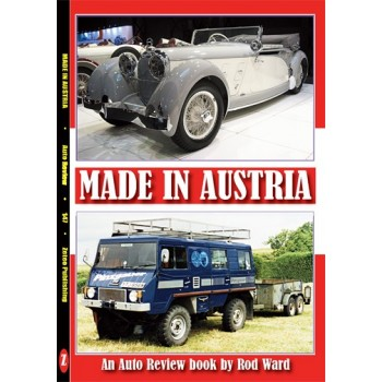 Made in Austria (Auto Review Album number 147)