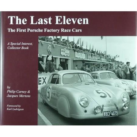 The Last Eleven The First Porsche Factory Race Car