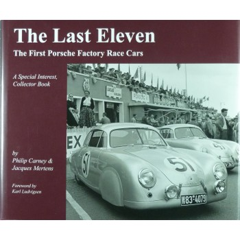 The Last Eleven The First Porsche Factory Race Car