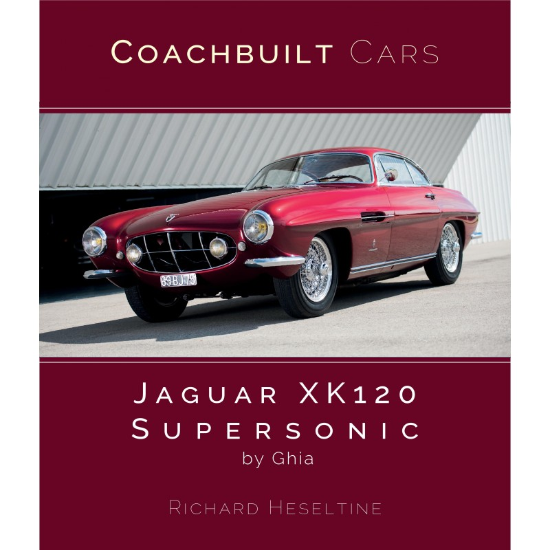 Jaguar XK120 Supersonic by Ghia COACHBUILT CARS