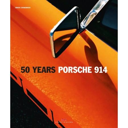 50 Years Porsche 914 (english edition)