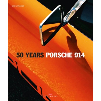 50 Years Porsche 914 (édition anglaise)