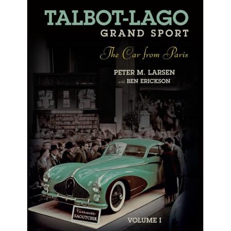 Talbot-Lago Grand Sport, The Car from Paris - Edition spéciale cuir, 100 exemplaires numérotés et signés