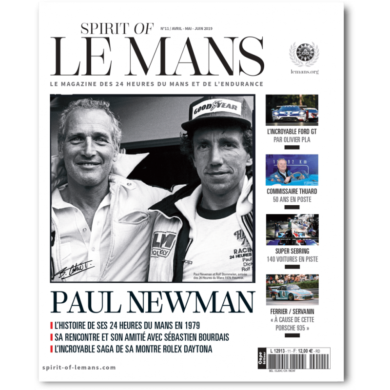 Spirit of le Mans N° 11