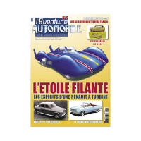 L'Aventure Automobile n°6 february - march - april 2019