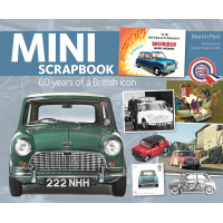 Mini Scrapbook 60 years of a British icon
