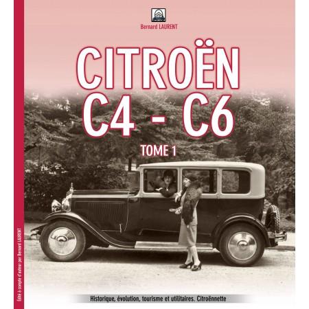 CITROËN C4 C6 - 2 VOLUMES