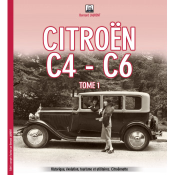 CITROËN C4 C6 - 2 VOLUMES