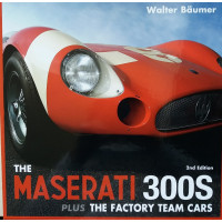 Maserati 300S - 2nd edition