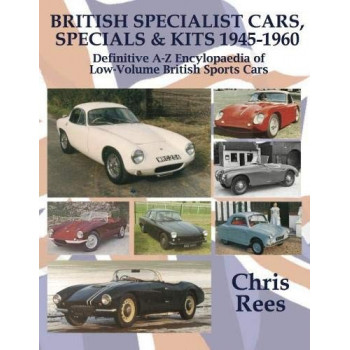 British specialist cars, special and kits 1945-1960