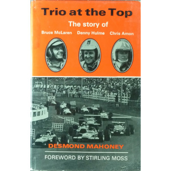 Trio at the top