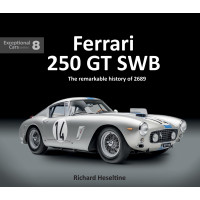Ferrari 250 SWB  The remarkable history of 2689 - Exceptional Car 8