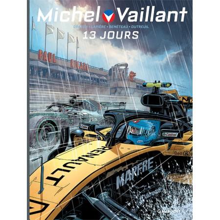 Michel Vaillant Nouvelle saison tome 8 - 13 jours