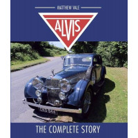 Alvis : The Complete Story