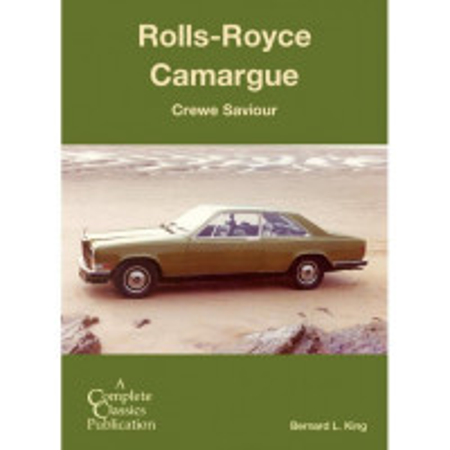 Rolls-Royce Camargue - Crewe Saviour