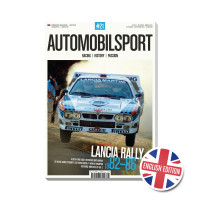 AUTOMOBILSPORT N° 21 ENGLISH EDITION 3rd Quarter 2019