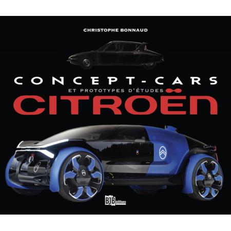 Concept-Cars et Prototypes d'Études Citroën
