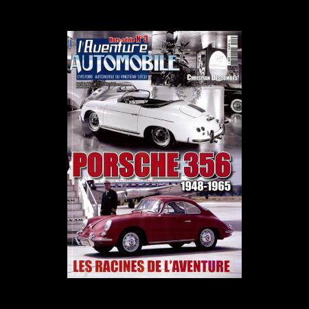 l'Aventure Automobile Hors-série n°3 Porsche 356