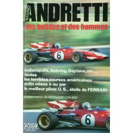 Andretti Des bolides et des hommes - Dédicace Andretti
