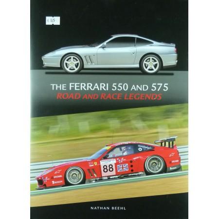 The Ferrari 550 & 575 Road & Race Legends