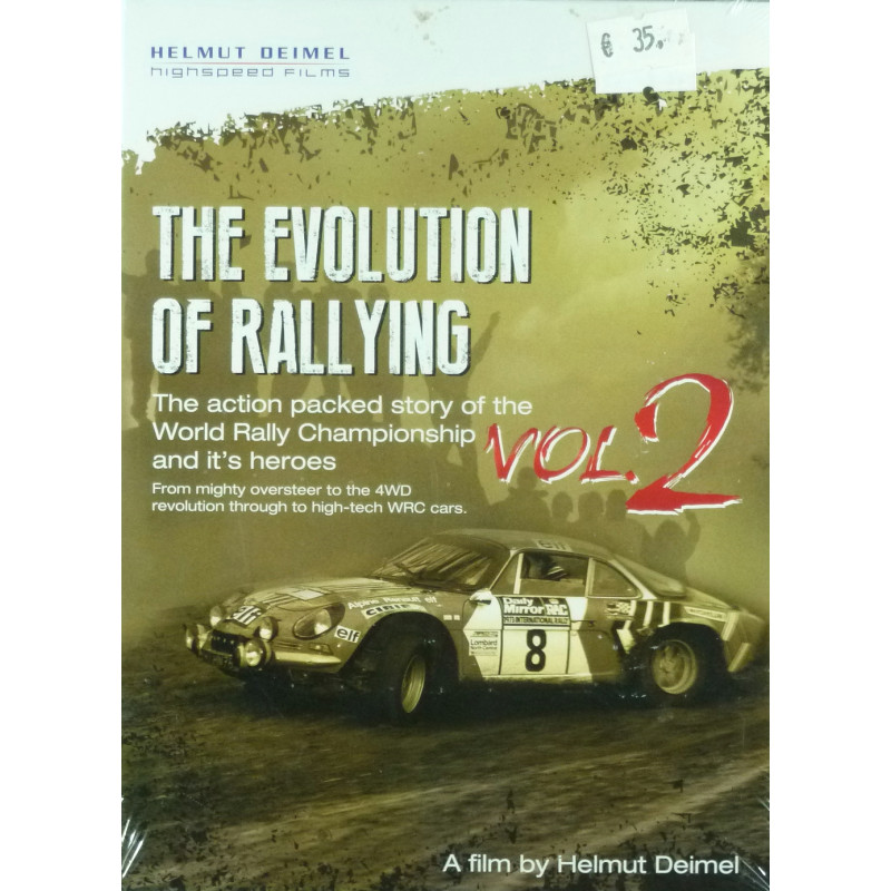 The evolution of Rallying vol. 2