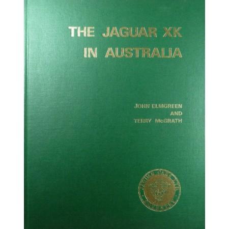The Jaguar XK in Australia