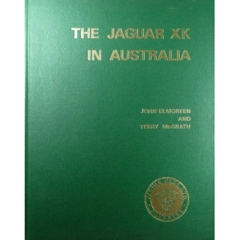 The Jaguar XK in Australia
