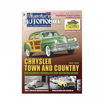 L'Aventure Automobile n°7 may june july 2019