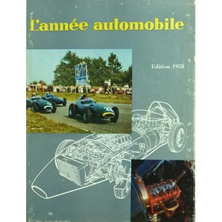 L'Année automobile vol. 5 1957/58