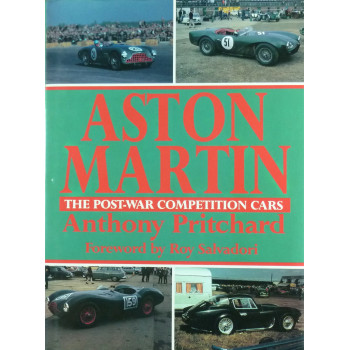Aston Martin The Postwar Competition Cars