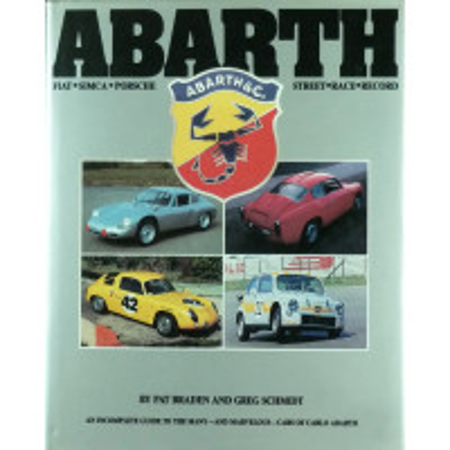 Abarth Fiat Simca Porsche Street Race Record