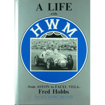 A life with HWM from Aston to Facel Vega