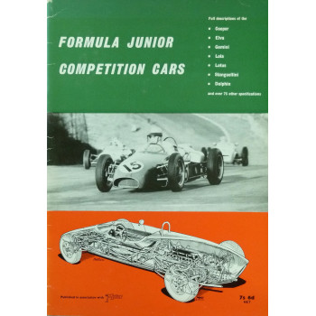 Formula Junior Competition Cars