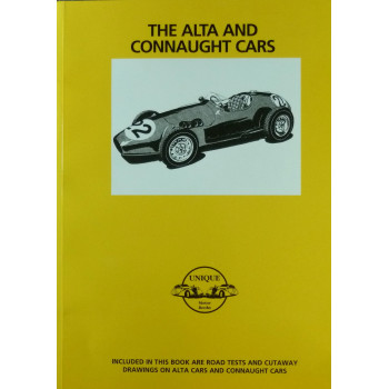 The Alta and Connaught Cars